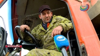 В Дагестан поступило 20 мусоровозов