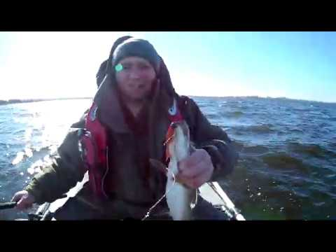 Рыбалка с друзьями перед нерестовым запретом