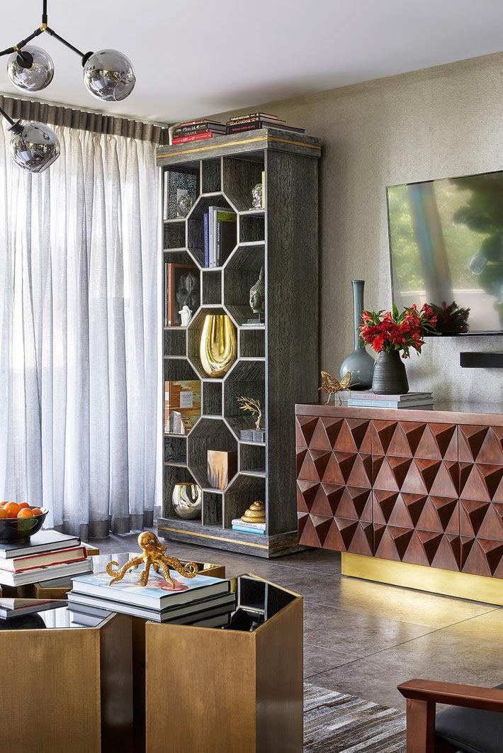 Эклектичный дом дизайнера Джона МакКлейна на Голливудских холмах