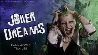 Joker (Suicide Squad ) fan movie, trailer