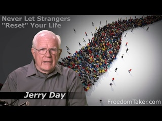 """Never Let Strangers """"Reset"""" Your Life"""