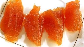 Самый лучший рецепт яблочного повидла на зиму  Янтарное и  густое почти как мармелад