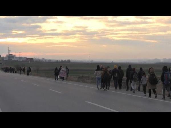 Eskalation im Syrienkonflikt Macht die Türkei jetzt die Grenzen auf