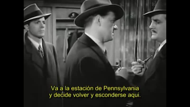 Where the sidewalk ends Al borde del peligro 1950 Otto Preminger
