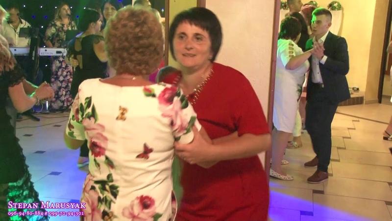 Марічко люблю тя танці на українському весіллі полька