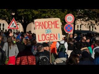 ⚡Протест против изоляции из-за Covid-19. Stuttgart Live