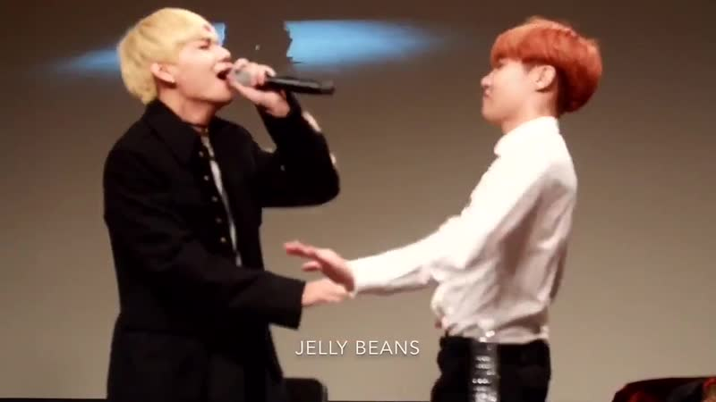 FANC 161028 BTS V J Hope Cypher 4 Yeouido Fansign