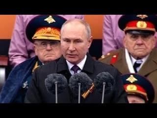 Мощная речь Путина на Параде Победы 2021!