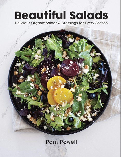 Beautiful Salads - Pam Powell
