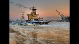 Saint Petersburg - The Ships Russia | Winter