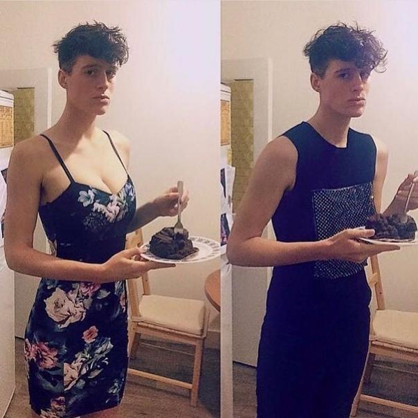 Рейн Дав: модель, которая разрушила все стереотипы «Я не трансгендер, потому что слова «гендер» нет в моём словаре. Я не трансексуал, потому что я люблю своё тело. Я считаю, что мы все