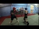 Легкие спарринги - третий отрывок | Спортивный Клуб ''STREET FIGHTER''