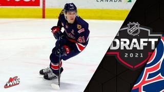 NHL Draft Highlight Reel: Ryker Evans