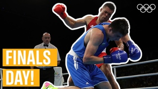 LIVE European Boxing Qualifiers for Tokyo 2020! Day 5