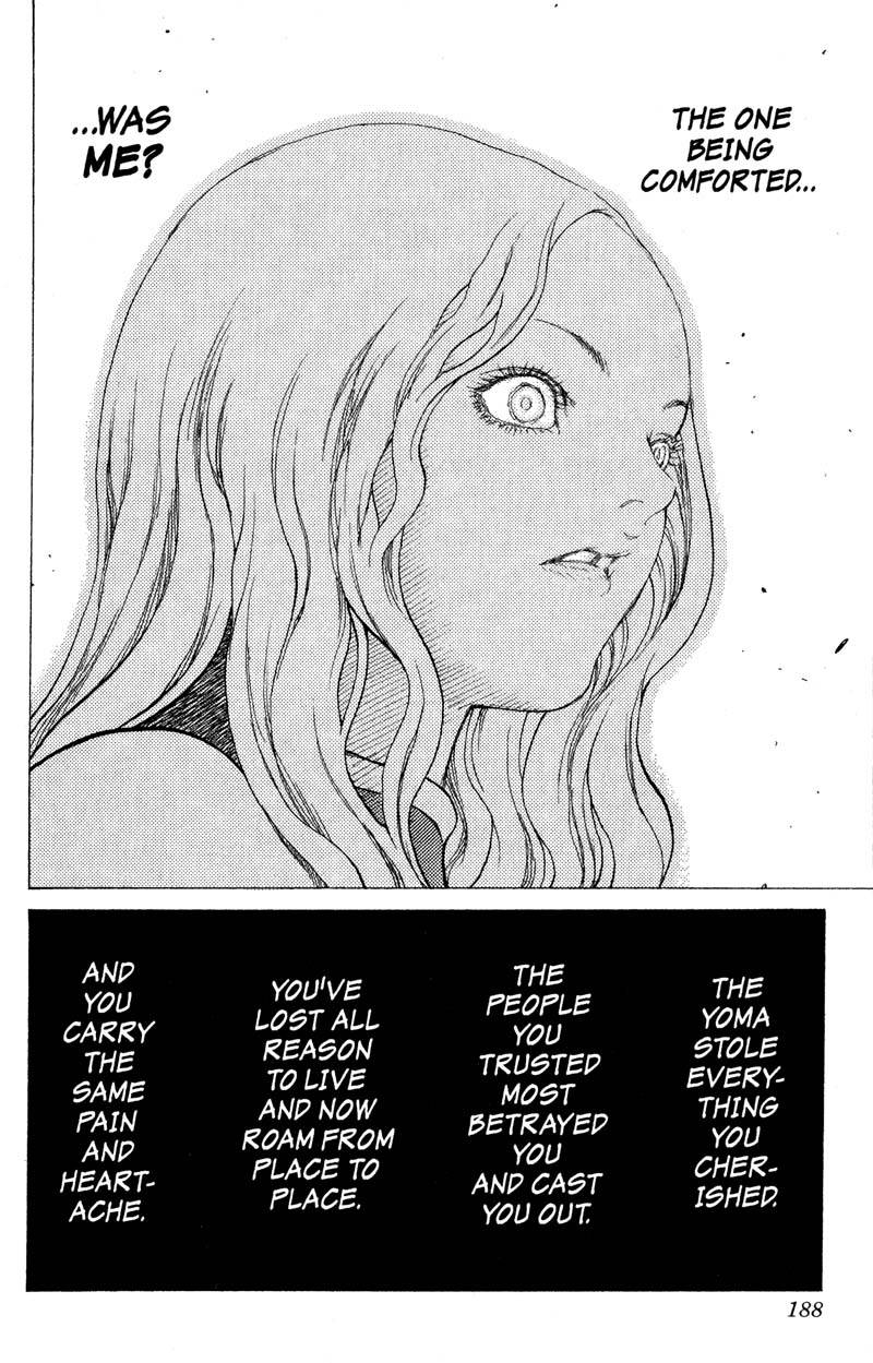 Claymore, Chapter 15, image #26