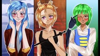 Speedpaint: One Piece OCs