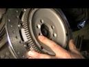 BMW K1200LT Rear Brake Rotor Replacement DIY