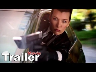 The Rookies | Official Trailer | Milla Jovovich | Action, Thriller Movie